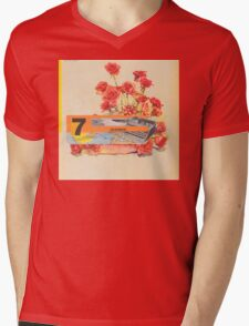 Teenage Mens V-Neck T-Shirt