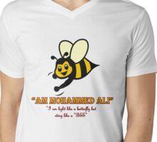 Am Mohammed Ali Mens V-Neck T-Shirt