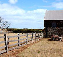 Barn, Highfield Estate by Christopher Biggs