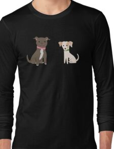 D n S doggies Long Sleeve T-Shirt