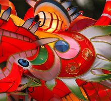 chinese new year dragon by jamesf