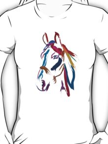 Cool t-shirt Horse Colour me beautiful T-Shirt