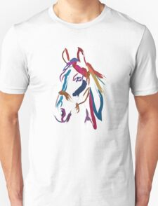 Cool t-shirt Horse Colour me beautiful Unisex T-Shirt