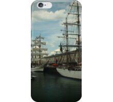 Boston Tall Ships iPhone Case/Skin