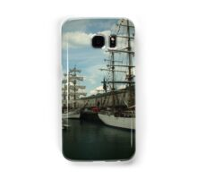 Boston Tall Ships Samsung Galaxy Case/Skin