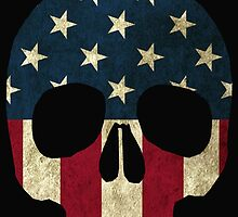 American Skull by ShayneoftheDead