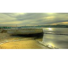 Belém and the river... Photographic Print