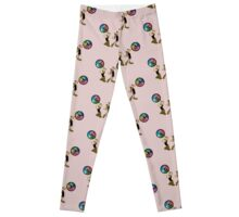 Popeye and Olivia 3 Leggings