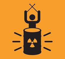 Radioactive Drum Unisex T-Shirt