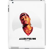 Allen Iverson - SMILE DESIGN iPad Case/Skin