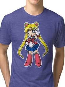 SailorMoon: Usagi Tri-blend T-Shirt
