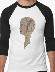 Clockwork Girl Men's Baseball ¾ T-Shirt