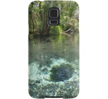Seven Sisters Florida freshwater springs Samsung Galaxy Case/Skin