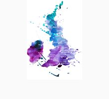UK map in Watercolours Unisex T-Shirt