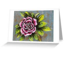Rose One Greeting Card