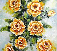 Roses for Mom by Pamela Plante