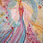 Angel of Love and Heaven,s hearts  by eoconnor