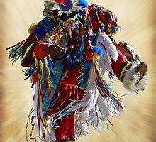 Grass Dancer  by Linda Sparks