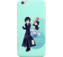 Kingdom Hearts - Xion iPhone Case/Skin