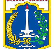Coat of Arms of Jakarta by abbeyz71