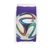 2014 FIFA World Cup Brazil match ball big enough for duvet Duvet Cover