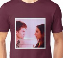 Keegan and Troian Unisex T-Shirt