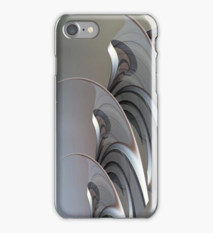 Silver Dance iPhone Case iPhone Case/Skin