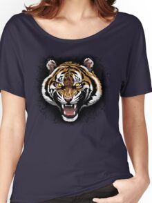 The Tiger Roar Women's Relaxed Fit T-Shirt
