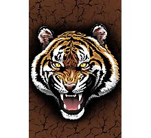 The Tiger Roar Photographic Print