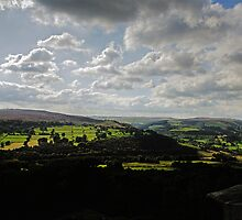 Across the Dales by Ian Jarvis