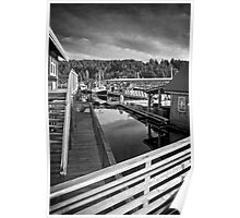 Backwaters of Gig Harbor Poster