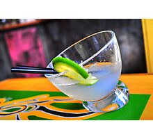 Drink Delusion Photographic Print