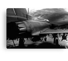 The Typhoon Canvas Print