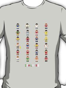 ITALY 90 PIXEL ART T-Shirt