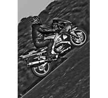Dark Road Assassin Photographic Print