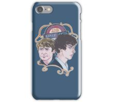 The Two of Baker Street iPhone Case/Skin