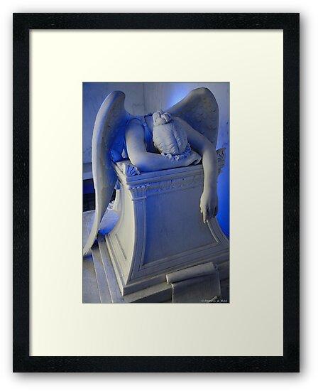 Weeping Angel II by Eric Webb
