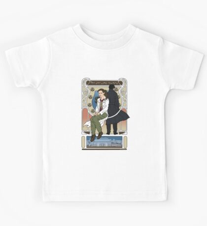 The one who counted Kids Tee