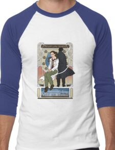 The one who counted Men's Baseball ¾ T-Shirt