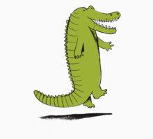 Dancing Crocodile by David Barneda