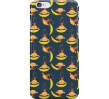 Monkeys pattern iPhone Case/Skin