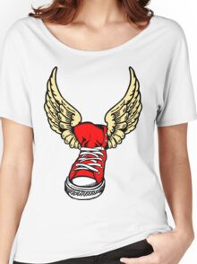 Winged Victory Women's Relaxed Fit T-Shirt