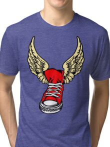Winged Victory Tri-blend T-Shirt