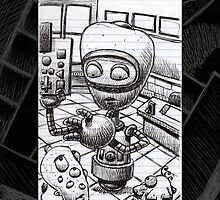 Teaching the Bots by Mike Cressy