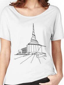 Community of Christ Temple Women's Relaxed Fit T-Shirt