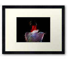 Speak no Evil, Hear no Evil...... Framed Print