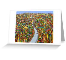 The Middle Path Greeting Card