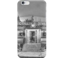 Collins Diner iPhone Case/Skin