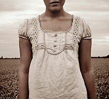 Rekha Headless portrait by Sam Kinge