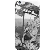 Reminder about a Kind Situation in Conflict. iPhone Case/Skin